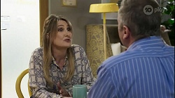 Olivia Bell, Karl Kennedy in Neighbours Episode 8363
