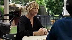 Claudia Watkins, David Tanaka in Neighbours Episode 8363