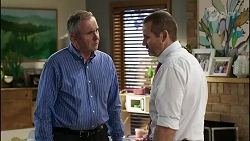 Karl Kennedy, Toadie Rebecchi in Neighbours Episode 8363