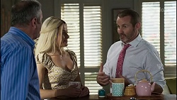 Karl Kennedy, Dee Bliss, Toadie Rebecchi in Neighbours Episode 8365