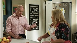 Clive Gibbons, Sheila Canning in Neighbours Episode 8367