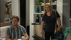 Kyle Canning, Sheila Canning in Neighbours Episode 8368