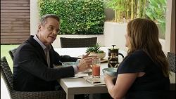 Paul Robinson, Terese Willis in Neighbours Episode 8368