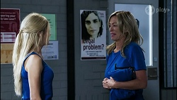 Andrea Somers, Heather Schilling in Neighbours Episode 8368