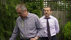Karl Kennedy, Toadie Rebecchi in Neighbours Episode 8368