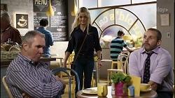 Karl Kennedy, Dee Bliss, Toadie Rebecchi in Neighbours Episode 8368