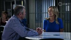 Karl Kennedy, Heather Schilling in Neighbours Episode 8368