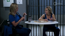 Heather Schilling, Andrea Somers in Neighbours Episode 8368