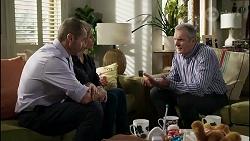 Toadie Rebecchi, Dee Bliss, Karl Kennedy in Neighbours Episode 8368