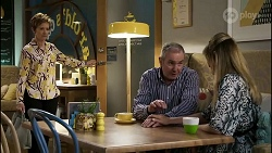 Susan Kennedy, Karl Kennedy, Olivia Bell in Neighbours Episode 8369