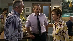 Karl Kennedy, Toadie Rebecchi, Susan Kennedy in Neighbours Episode 8369