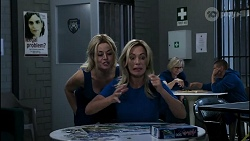 Andrea Somers, Heather Schilling in Neighbours Episode 8369