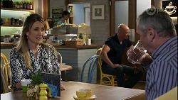 Olivia Bell, Karl Kennedy in Neighbours Episode 8369