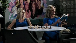 Dee Bliss, Heather Schilling in Neighbours Episode 8370