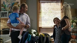 Hugo Somers, Toadie Rebecchi, Nell Rebecchi, Dee Bliss in Neighbours Episode 8370