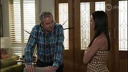 Karl Kennedy, Bea Nilsson in Neighbours Episode 8370