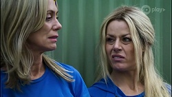 Heather Schilling, Andrea Somers in Neighbours Episode 8371