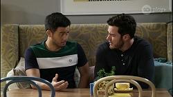 David Tanaka, Shaun Watkins in Neighbours Episode 8372