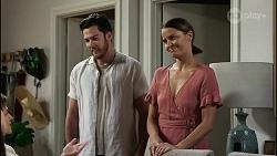 Susan Kennedy, Shaun Watkins, Elly Conway in Neighbours Episode 8373