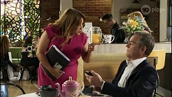 Terese Willis, Paul Robinson in Neighbours Episode 8373