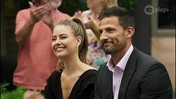 Chloe Brennan, Pierce Greyson in Neighbours Episode 8373