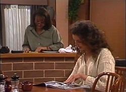 Pam Willis, Gaby Willis in Neighbours Episode 2207