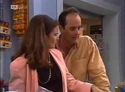 Julie Martin, Philip Martin in Neighbours Episode 2207