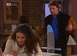 Gaby Willis, Jack Flynn in Neighbours Episode 2207