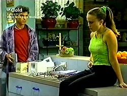 Malcolm Kennedy, Libby Kennedy in Neighbours Episode 2804