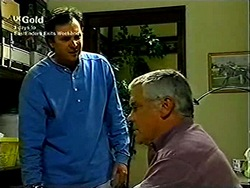 Karl Kennedy, Lou Carpenter in Neighbours Episode 2804