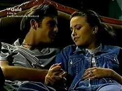 Malcolm Kennedy, Libby Kennedy in Neighbours Episode 2806