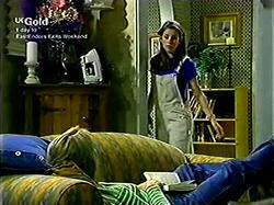 Anne Wilkinson, Ruth Wilkinson in Neighbours Episode 2806