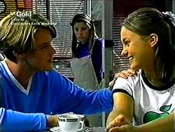 Billy Kennedy, Anne Wilkinson, Fiona (1997) in Neighbours Episode 2806