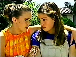 Libby Kennedy, Anne Wilkinson in Neighbours Episode 2807