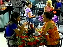 Anne Wilkinson, Libby Kennedy in Neighbours Episode 2807