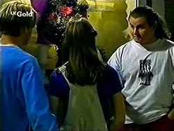 Billy Kennedy, Anne Wilkinson, Toadie Rebecchi in Neighbours Episode 2807