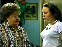 Marlene Kratz, Libby Kennedy in Neighbours Episode 2807