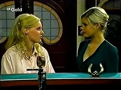 Lisa Elliot, Joanna Hartman in Neighbours Episode 2809