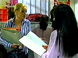 Lisa Elliot, Susan Kennedy in Neighbours Episode 2809