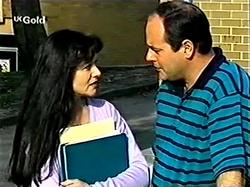 Susan Kennedy, Philip Martin in Neighbours Episode 2809