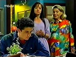 Tim Buckley, Susan Kennedy, Helen Daniels in Neighbours Episode 2809
