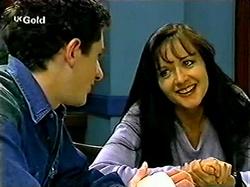 Tim Buckley, Susan Kennedy in Neighbours Episode 2809