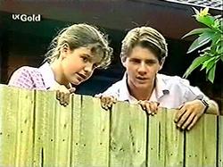 Hannah Martin, Lance Wilkinson in Neighbours Episode 2809
