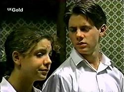 Hannah Martin, Lance Wilkinson in Neighbours Episode 2810