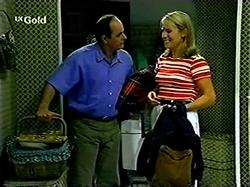 Philip Martin, Ruth Wilkinson in Neighbours Episode 2810