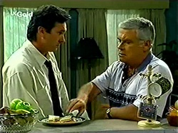Karl Kennedy, Lou Carpenter in Neighbours Episode 2810