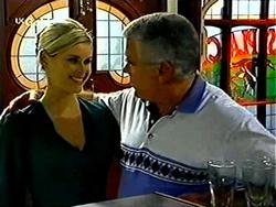 Joanna Hartman, Lou Carpenter in Neighbours Episode 2811