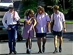 Tim Buckley, Hannah Martin, Toadie Rebecchi, Billy Kennedy in Neighbours Episode 2811
