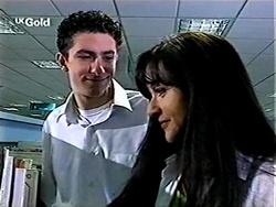 Tim Buckley, Susan Kennedy in Neighbours Episode 2811