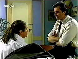 Toadie Rebecchi, Karl Kennedy in Neighbours Episode 2811